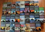 Lot Of 38 Last Mountain Man Books By William Johnstone