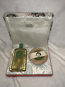 Vintage Yardley After Shave Lotion And Shaving Soap, Rare, Box Set- Slightly Used