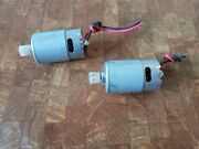 Flextec Rc Toy Motor Frc555smp-5026-78 Preowned Good Condition 2 Lot