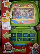 Cocomelon Sing And Learn Laptop Toy For Kids Ships Fast