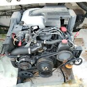 Volvo Penta 5.0 Fi Complete Engine Running Guaranteed ..contact Me For Shipping