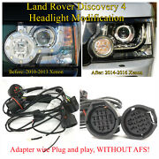 2010 2013 Land Rover Discovery 4 Headlight Modofication Adapter Wire Harness