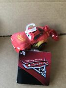 Disney Cars - Lightning Mcqueen- Plush Bag Clip -combined Postage