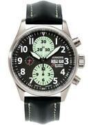 Junkers Eurofighter Typhoon 6220-2 Limited Edition To 1000 Automatic 42mm Wr50m