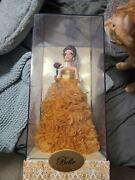Disney Store Limited Edition Designer Collection Princess Belle Doll