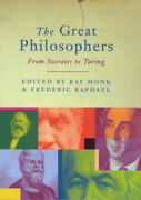The Great Philosophers From Socrates To Turing Great Philosophers By Ray Monk