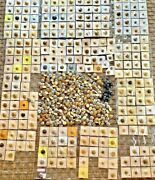Huge Lot 680+ Antique Vintage Uniform Buttons Military, Fire, Airlines, Industry