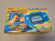 Gameboy Advance Rockman Exe Console Mega Man Japan Extremely Rare - 100 Off