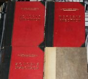 Antique Russian Books Alexandre Benua History Of Painting St. Petersburg 1912-