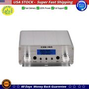 Best 15w Fm Stereo Pll Broadcast Transmitter Exciter 88mhz-108mhz Power Source