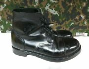Coldstream Guards Uniform Shoes Black British Army Ammo Parade Drill Boot Scots