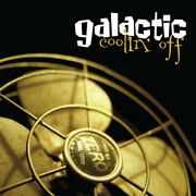 Galactic Coolin Off Brand New Colored Record Lp Vinyl Indie Only