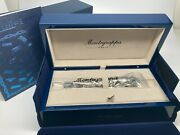 Montegrappa Game Of Thrones Winter Is Here Night King Rollerball Xxx/300 Le