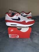 Nike Air Max 1 Betsy Ross New With Receipt Size 10
