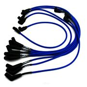 Jba Performance Exhaust W06209 Ignition Wires Ford 5.0/5.8l Efi Blue