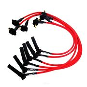 Jba Performance Exhaust W0675 Ignition Wires 01-05 Ranger 05-10 Mustang 4.0l Red