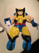 2000 Marvel Wolverine Vintage Inflatable Collectible Display Small Hole Deflated