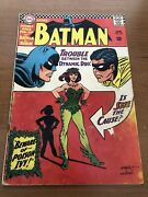 Batman 181 First Appearance Of Poison Ivy Grade 2.5 No Centerfold