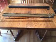 Vintage Shakespeare Split Bamboo Fly Rod With Spare Tip