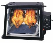 Popeil Jr. Showtime Rotisserie And Barbecue