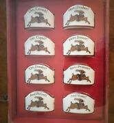 Christmas Story Napkin Rings New In Box