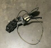 2006 Victory Vegas Jackpot 2 Chrome Front Brake Master Cylinder Caliper Cable