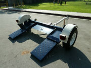 Tow Max Car Tow Dolly Trailer 4900 Lb. Used With Rv