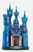 Brand New - Disney Store Cinderella Castle Collection Light-up Figurine, 1 Of 10