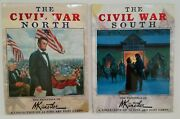 Lot Of 2 Mort Kunstler Collectible Civil War North And South Postcards Free Ship