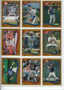 2002 Topps Baseball Traded Sp T1-t110 Pick Your Cards T111-t275 Complete Set