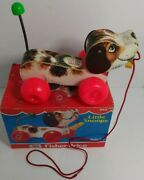 Vintage Fisher Price Little Snoopy 1965, 1977