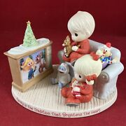 Precious Moments Rudolph The Red Nosed Raindeer Island Of Misfit Toys Statue