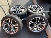 Bmw 7 G11andg12 Series Oem Factory Style 647m 19 Wheel/tire/tpms No Center Caps