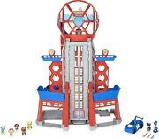 Paw Patrol The Movie Ultimate City 91cm Tall Transforming Tower Playset