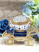 Luxury Gift Box Antique Imperial Russian Faberge Egg And Jewelry Christmas Gift Hm