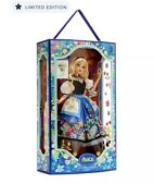 Disney Store Alice In Wonderland Mary Blair Limited Edition Doll ⭐️