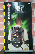 Ghostbusters Light-up Sound Deluxe Replica Proton Pack Spirit Halloween