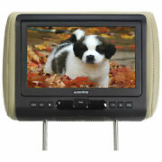 Audiovox Avxmtghr9hd 9 Headrest Monitor With Dvd Player Hdmi Mhl In Open Box