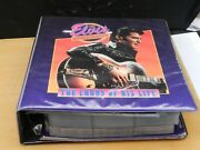 The Elvis Complete Collection The Cards Of His Life 655 Cards And Stamps