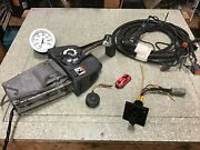 Brp Top Mount Control Box 5006182 Key Switch Panel Harness And Tachometer