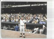 Mickey Mantle Group Of 5 Photos-version 2