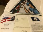 Virginia State Flag Flown Over State Capitol Of Virginia With Documentation