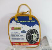 New 2318-s Les Schwab Snow Tire Chains Suv Truck 2318s Diamond Laclede