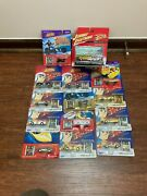 Speed Racer Johnny Lightning Lot Of 13 Cars And Diorama 1997