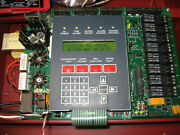 Fire-lite Ms-9200 Fire Alarm Control Panel With Rtm-8fpcc 8 Zone Relay Board