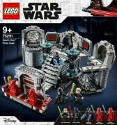 Lego Star Wars 75291 - Final Duel In The Star Of The Death 775 Pieces