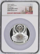 2021 Uk Music Legends - The Who £10 5oz Silver Proof Coin Ngc Pf69 Uc Fr Presale