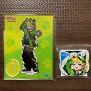 Kagamine Rin Garapon Prize A Acrylic Stand Amp Prize B Cat Magnet Badge