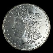 1904 O Morgan Dollar Full Of Luster Unc. 90 Silver 1 Us Coin Collectible 483