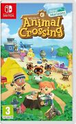 Animal Crossing New Horizons Switch Neuf Sous Blister Version Francaise